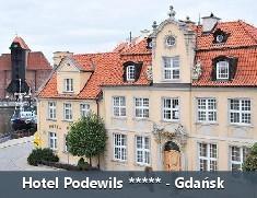 Hotel Podewils - Gda�sk